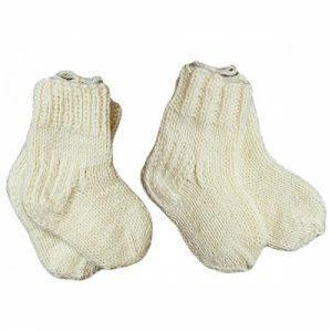 Megztos vaikiškos kojinytės