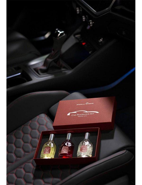 automobilio kvapai